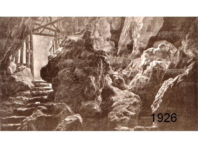 Elfenhöhle 1926