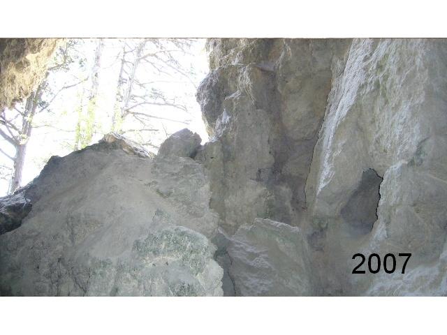 Elfenhöhle 2007